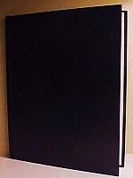 20 Black Bind-it Hardcover Thermal Binding Covers