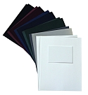 Unibind - Black - Leatherette - Cover Sets (100 Count)
